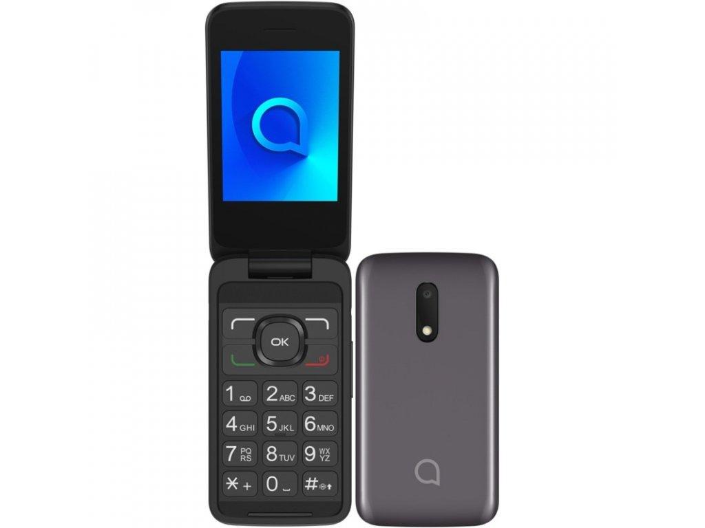 Mobilní telefon ALCATEL 3025X - šedý