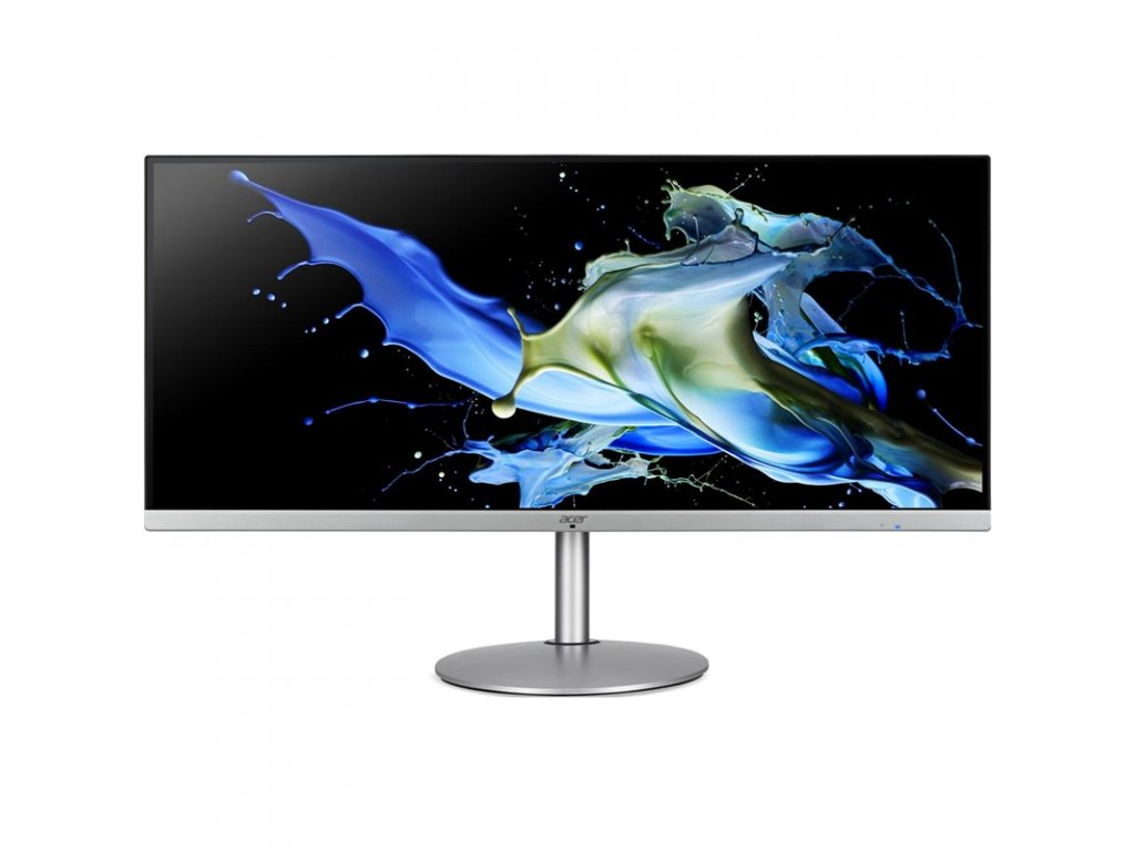 "Monitor Acer CB342CKCsmiiphuzx, 86cm (34"")IPS LED 21:9, 3440x1440@75Hz, 100M:1, 250cd/m2, 178°/178°, 1ms(VRB), 2xHDMI 2.0, DP 1.4, Audio Out, USB 3.1 Type C (65W), USB 3.0Hub, repro 2x3W, Hgt Adj, VESA, Display HDR400, AcerDisplayWidget, FreeSync,…"
