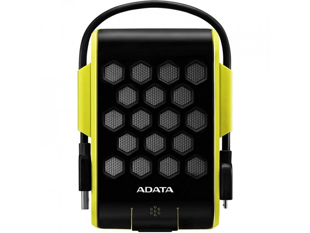 """HDD ext. 2,5"""" ADATA HD720 2TB - černý/zelený"""