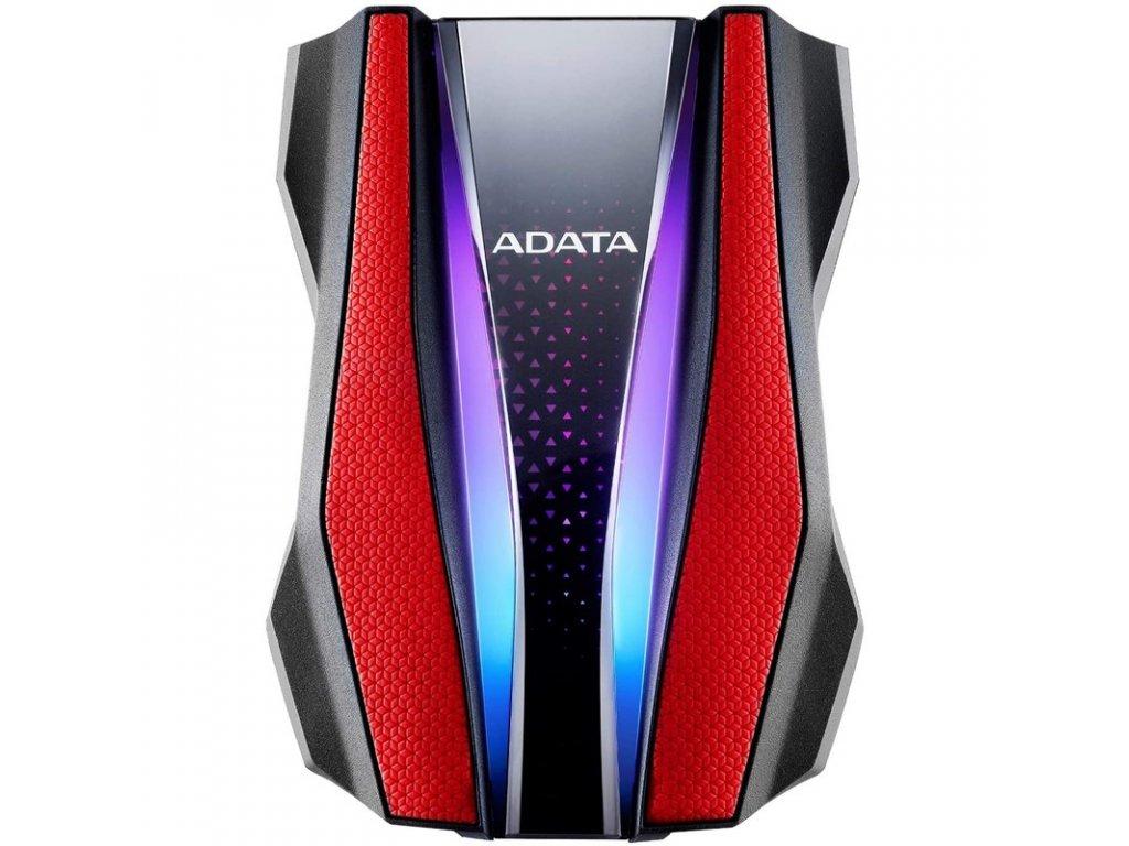 "HDD ext. 2,5"" ADATA HD770G 1TB - červený"