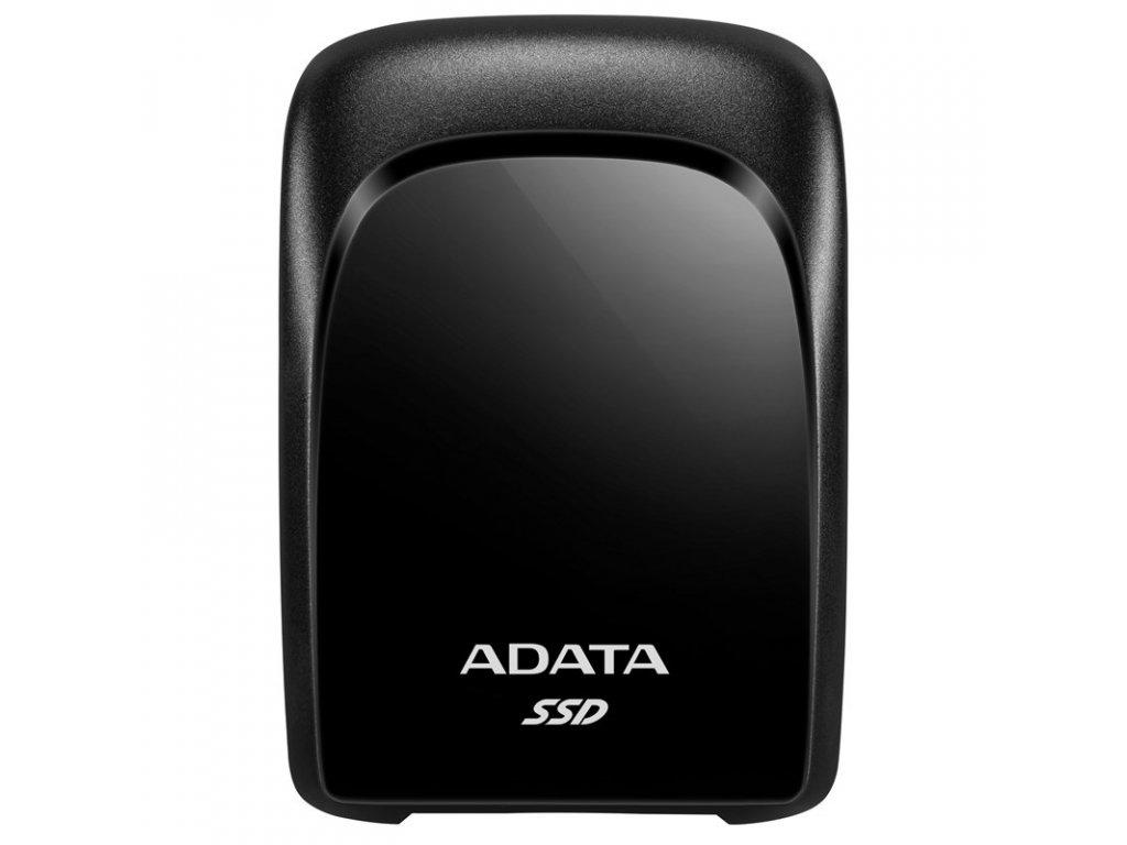 SSD externí ADATA SC680 240GB - černý