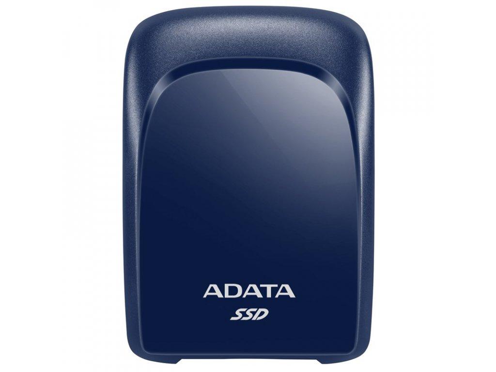 SSD externí ADATA SC680 240GB - modrý