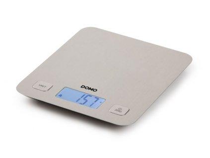 Digitální kuchyňská váha nerezová - DOMO DO9239W