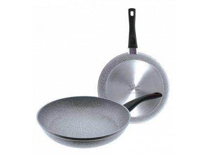 Granitová pánev 22 cm - Jata SF322, průměr 22 cm
