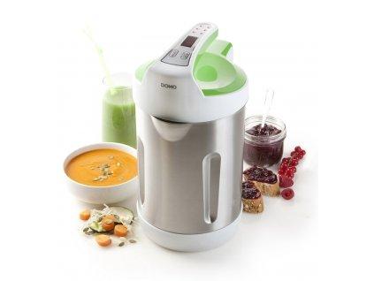 Automatický polévkovar s funkcí marmelády DOMO DO705BL
