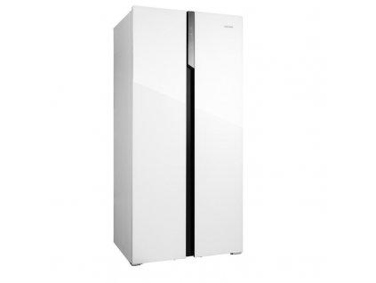 Chladnička amer. Concept LA7383wh, bílá, NoFrost