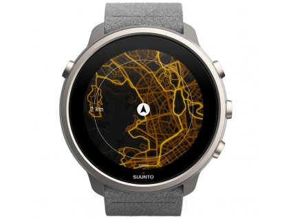 GPS hodinky Suunto 7 - Stone Gray Titanium