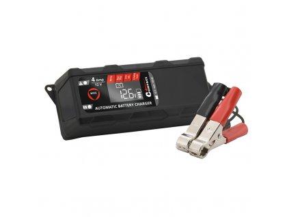 Nabíječka autobaterií Compass 07160 4Amp 12V PB/GEL/AGM/LiFePO4 LCD