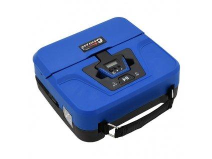Kompresor Compass 12V BOX digitální 3in1