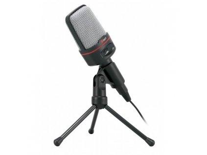 Mikrofon C-Tech MIC-02 - černý