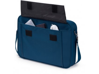 Brašna na notebook DICOTA Multi BASE 14 - 15.6 - modrá