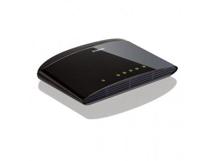 Switch D-Link DES-1005D 5 port, 10/100 Mb/s