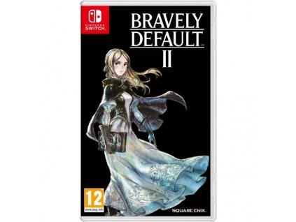 Hra Nintendo SWITCH Bravely Default II