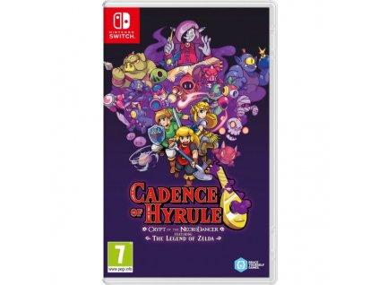 Hra Nintendo SWITCH Cadence of Hyrule: Crypt of the NecroDancer