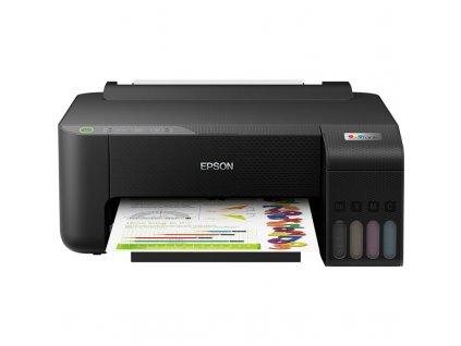 Tiskárna inkoustová Epson EcoTank L1250 A4, 10str./min, 5str./min, 5760 x 1440, - černá