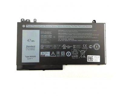 Baterie Dell 3-cell 47W/HR Li-ion pro Latitude E5270, E5470, E5570