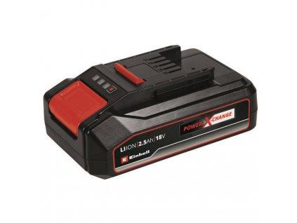 Baterie Power X-Change 18 V 2,5 Ah Aku Einhell Accessory