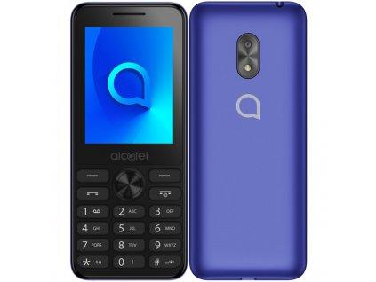 Mobilní telefon ALCATEL 2003D - modrý