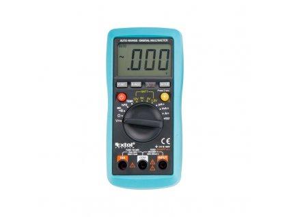 Multimetr digitální Extol Premium 8831250