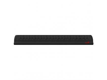 Podložka Genius G-WP 200M, ke klávesnici, 44 x 7 x 2,5 cm - černá
