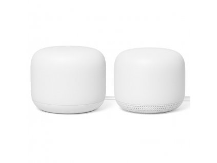 Router Google NEST Wi-Fi (2-pack)