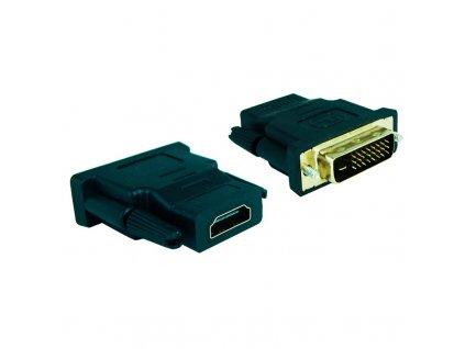 Redukce GoGEN DVI/HDMI - černá