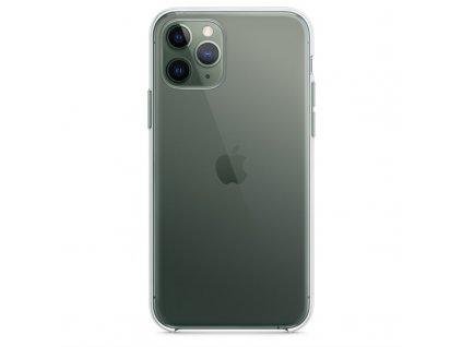 Kryt na mobil Apple Clear Case pro iPhone 11 Pro - průhledný