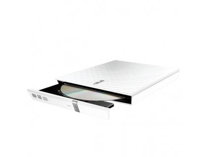 Externí DVD vypalovačka Asus SDRW-08D2S Lite - bílá