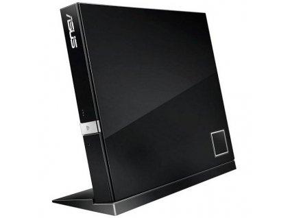 Externí Blu-ray vypalovačka Asus SBW-06D2X - černá