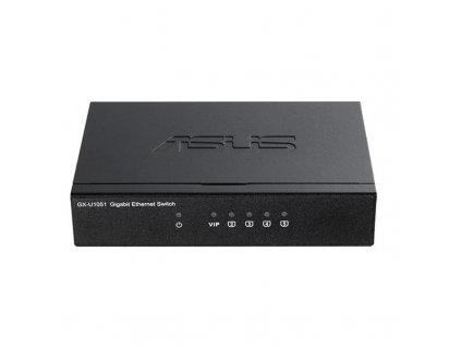 Switch Asus GX-U1051 - 5x Gigabit LAN