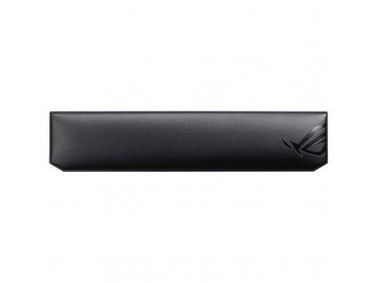 Podložka Asus ROG Gaming Wrist Rest, pod zápěstí, 37 x 7,5 cm - černá