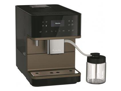 Espresso Miele CM 6360 obsidian černé PearlFinish