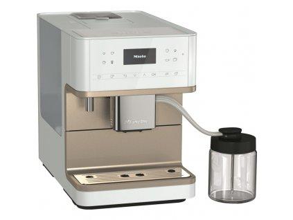 Espresso Miele CM 6360 lotosově bílé