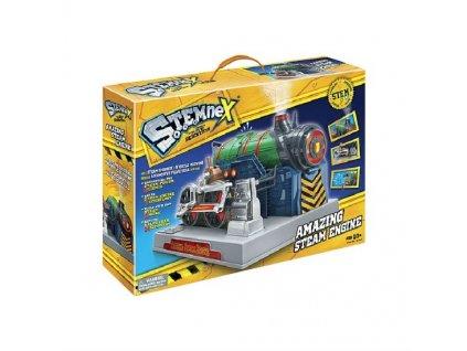 Model Stemnex parní stroj