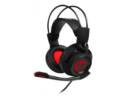 Headset MSI DS502 Gaming - černý