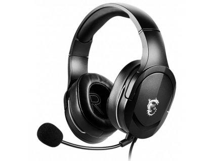 Headset MSI IMMERSE GH20 - černý