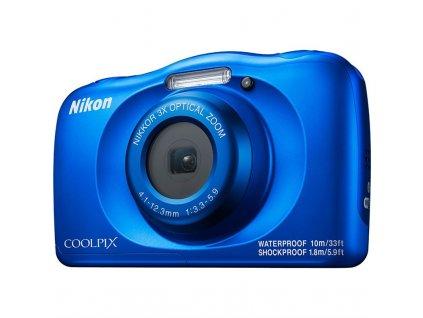 Fotoaparát Nikon Coolpix W150 BACKPACK KIT, modrý