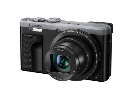 Fotoaparát Panasonic DMC-TZ80EP-S stříbrný