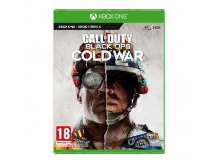 Hra Activision Xbox One Call Of Duty: Black Ops COLD WAR