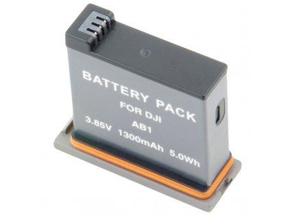 Baterie Avacom pro DJI OSMO ACTION AB1 Li-Ion 3.85V 1300mAh 5Wh