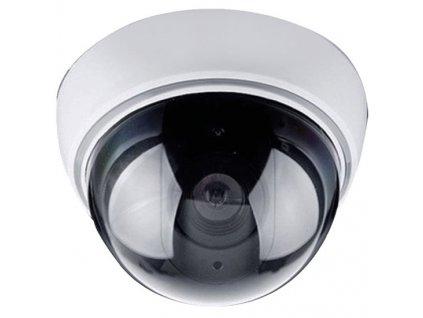 Maketa zabezpečovací kamery Solight 1D41, na strop, LED dioda, 3x AA