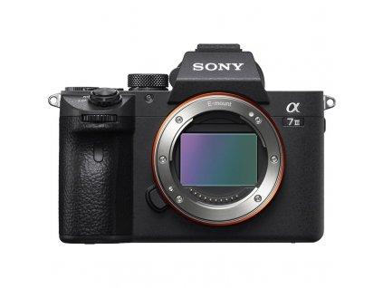 CSC fotoaparát Sony Alpha 7 III tělo