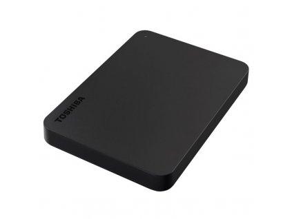 "HDD ext. 2,5"" Toshiba Canvio Basic 2TB - černý"