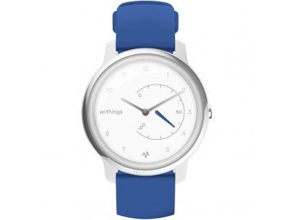 Chytré hodinky Withings Move ECG - modrá