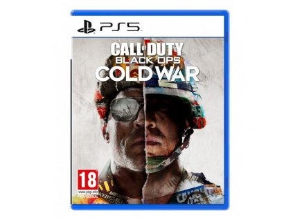 Hra Activision PlayStation 5 Call Of Duty: Black Ops COLD WAR