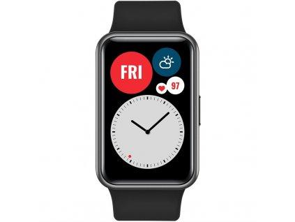 Fitness náramek Huawei Watch Fit - černý