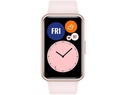 Fitness náramek Huawei Watch Fit - růžový