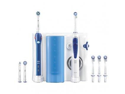 Zubní centrum Oral-B Oxyjet + PRO 2000