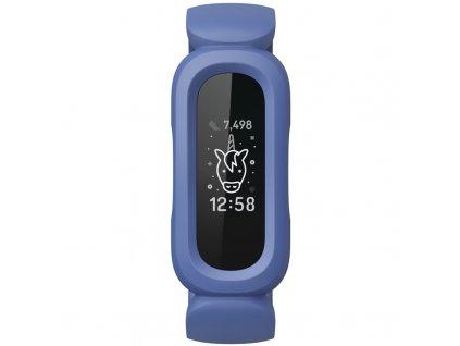 Fitness náramek Fitbit Ace 3 - modrý/zelený