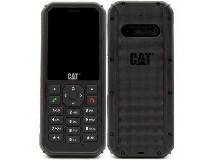Mobilní telefon Caterpillar CAT B40 Dual Sim - černý